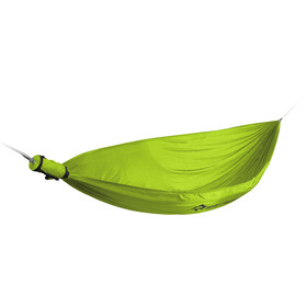 Sea to Summit Pro Hangmat Set Eenpersoons, lime